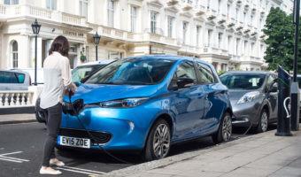 Renault se apunta a la recarga ultrarrápida