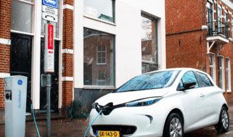 En Holanda la recarga inteligente del coche eléctrico ya está en la calle