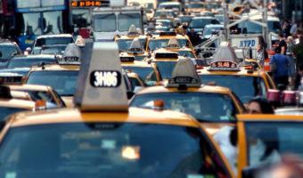 Así resuelve Nueva York su problema de tráfico