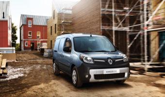Renault presenta el Nuevo Kangoo Z.E. con un 50% más de autonomía