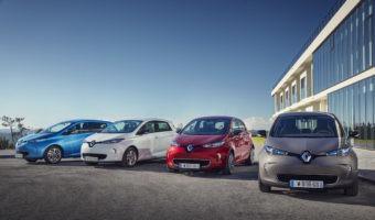 Esta es toda la innovación que trae el Nuevo Renault ZOE