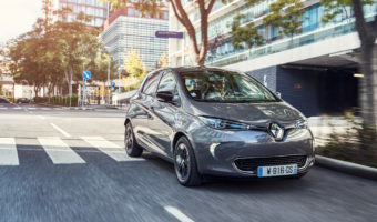 ¿Cuánto cuesta alquilar la batería del Renault ZOE?