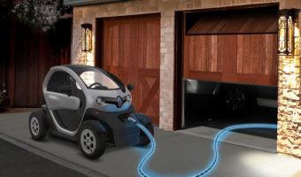 Renault presenta el primer coche eléctrico open source