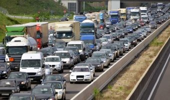 ¿Estamos a salvo de la contaminación dentro del coche?