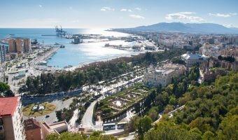 Así es como Málaga evitó 330 toneladas de CO2 gracias al coche eléctrico