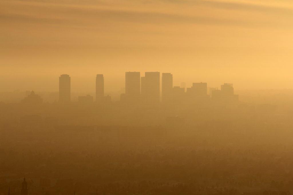 atmósfera smog