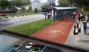 """Singapur se transforma con la distribución inteligente de su tráfico mediante """"vías express"""""""
