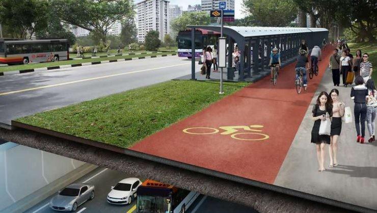 singapur vía rápida NSE