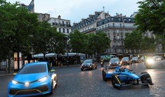 Renault ZOE eSport sale a las calles de París