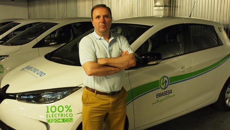 Cómo se gestiona una gran flota de vehículos eléctricos: el caso de EMASESA