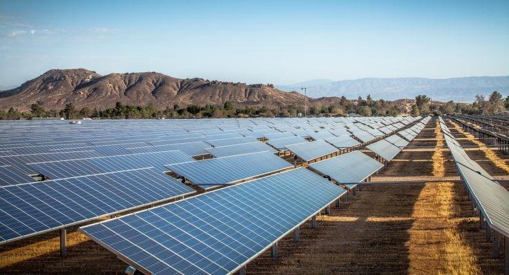 california paneles solares fotovoltaicos