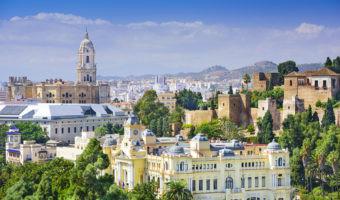 Málaga se convierte en la capital más verde durante el Green Cities 2017
