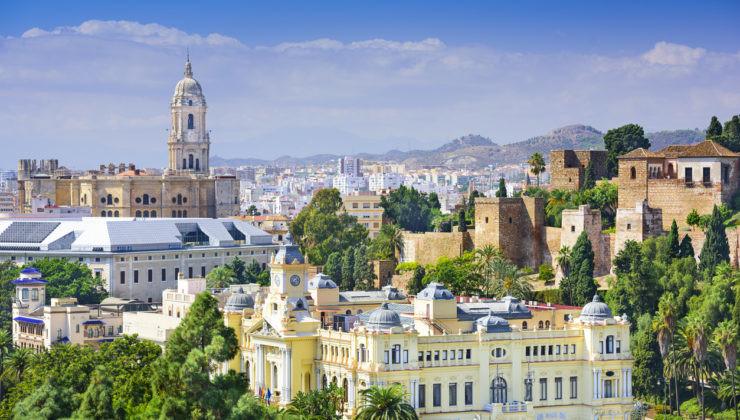 Malaga green cities 2017