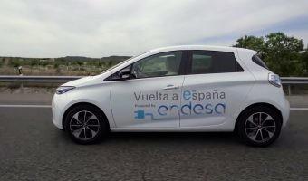 Damos la vuelta a España en vehículo eléctrico