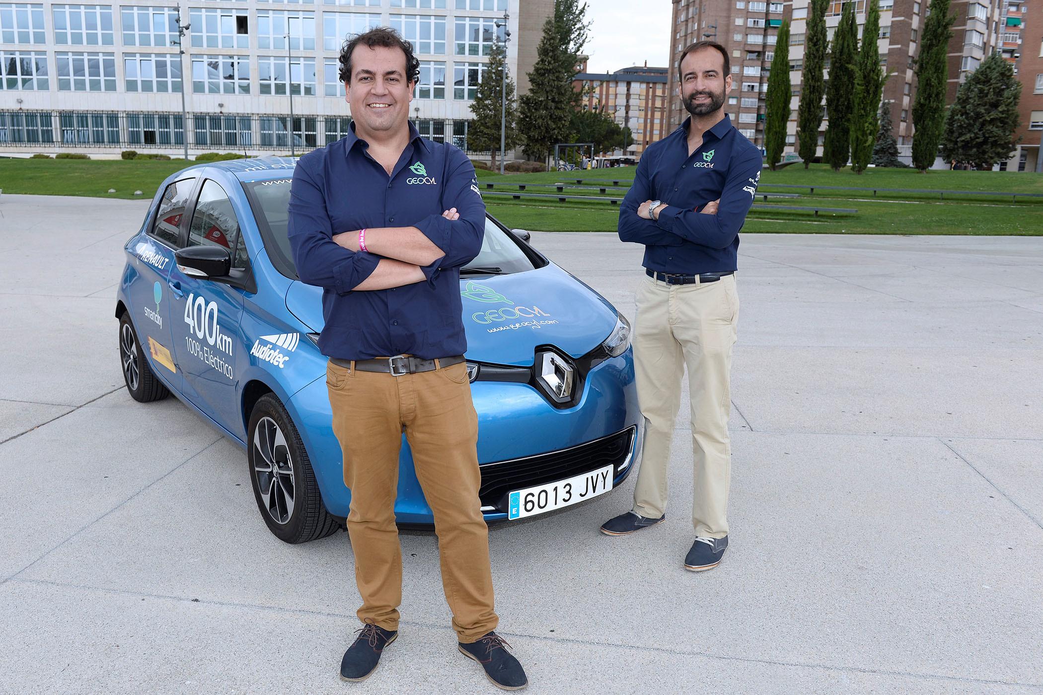 Renault ZOE viaje Mi Ciudad Inteligente información y concienciación