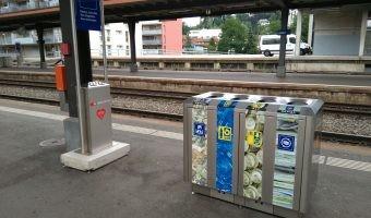 Suiza: cómo el país con más generación de residuos se convierte en líder de reciclaje