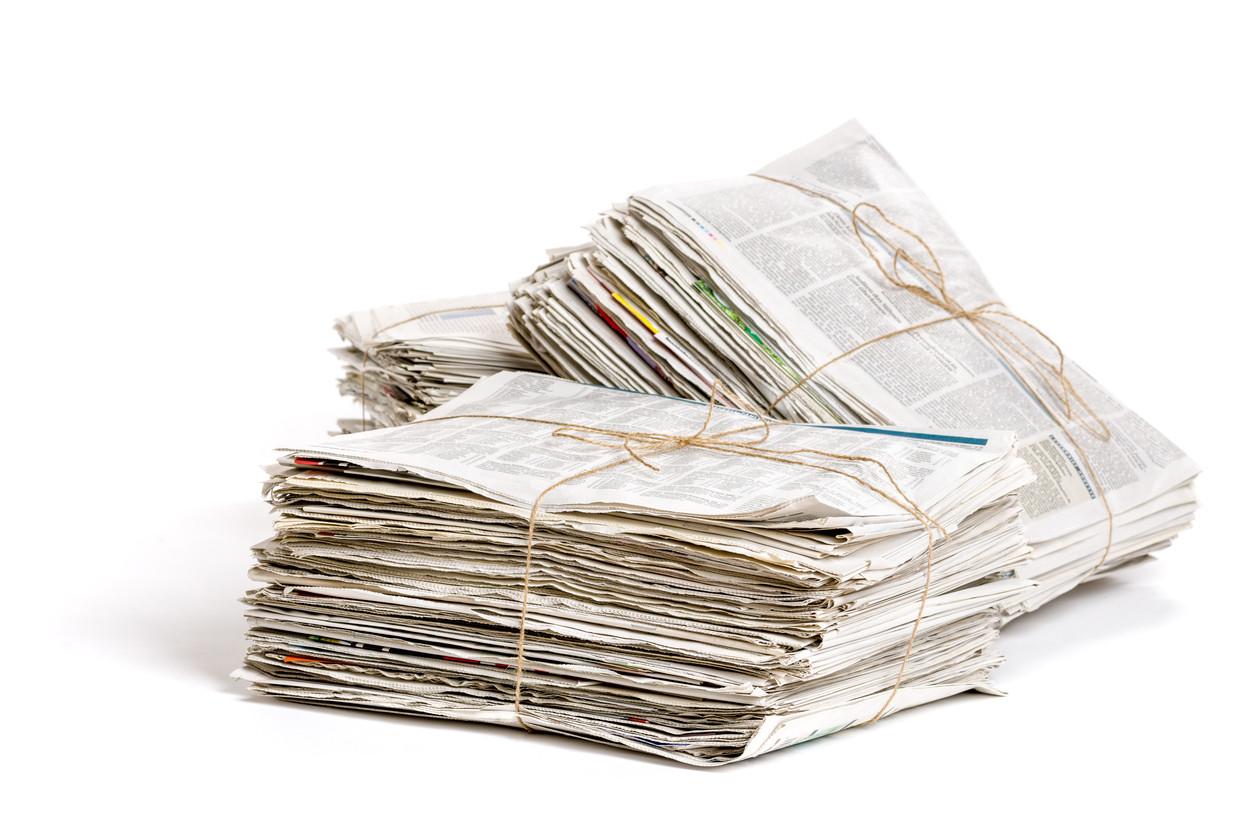 Reciclaje de papel en Suiza