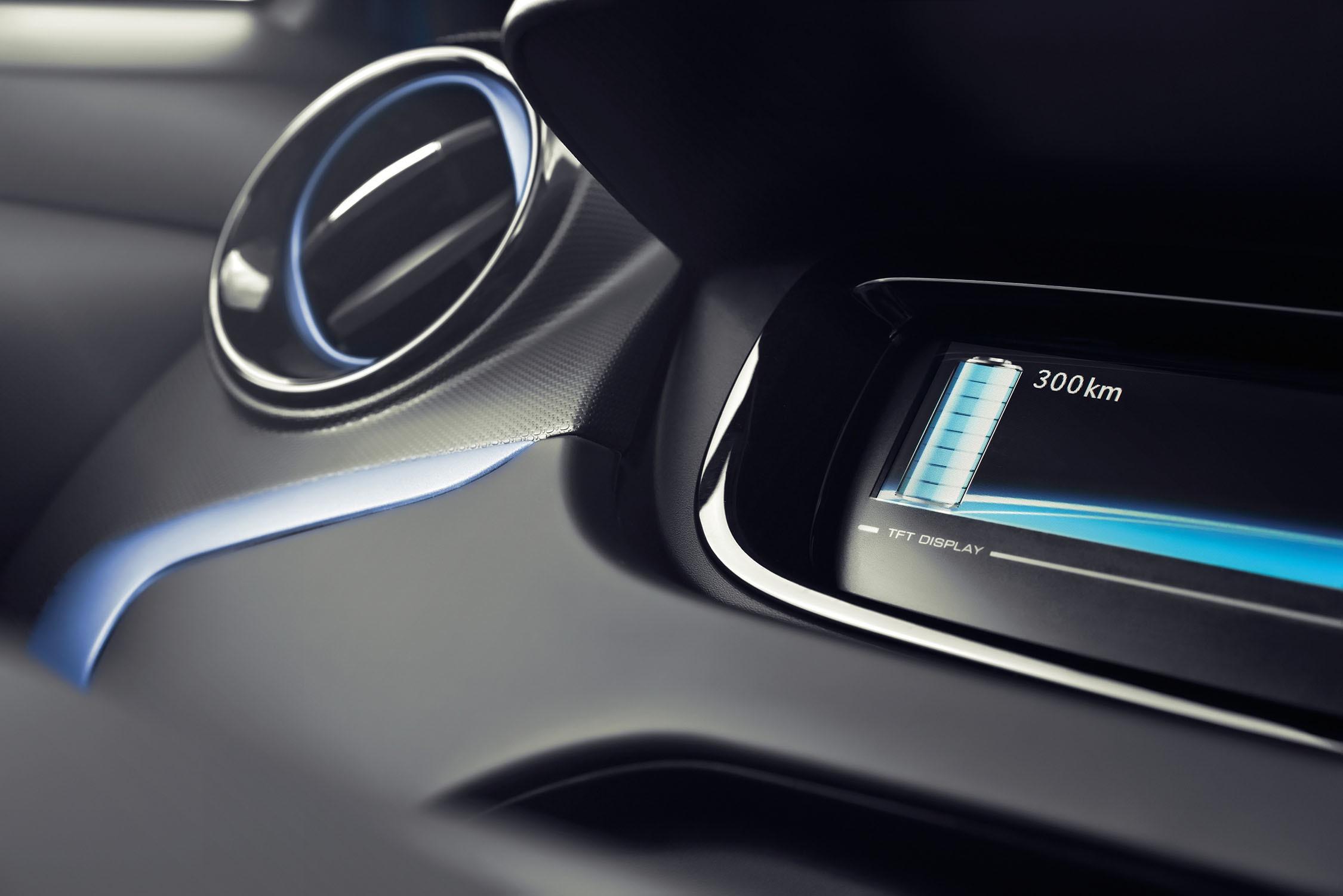 Indicador de batería e Renault ZOE