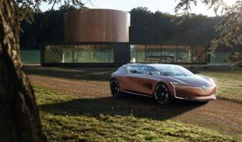 Renault presenta Symbioz, el coche (eléctrico) del futuro que vivirá en simbiosis con tu hogar