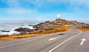 El placer de salirse del camino: descubre el encanto de las carreteras secundarias