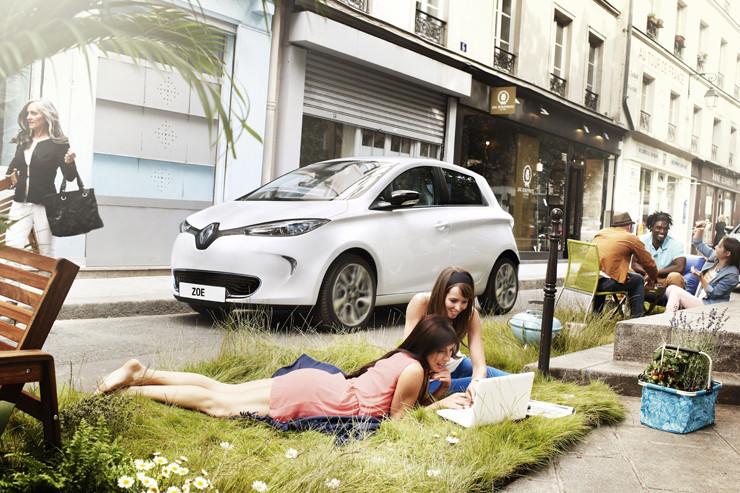 carsharing eléctrico