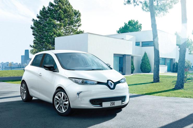 vehículo eléctrico vivienda
