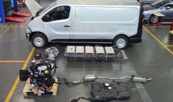 ¿Qué tipos de baterías existen en los coches eléctricos?