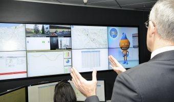 Visitamos las oficinas de IBIL y su centro de control del vehículo eléctrico