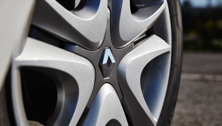 Renault ZOE neumático
