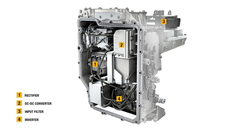 Partes de un motor eléctrico: Cómo es el motor del coche eléctrico