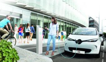Renault y su firme apuesta por la recarga inteligente