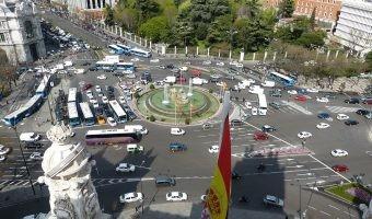 Este es el plan de Madrid para limpiar su aire