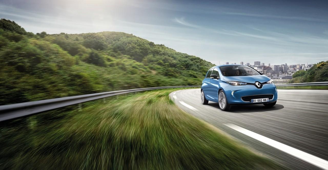 Renault ZOE y Plan Aire