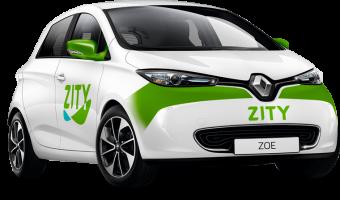 Llega Zity: el primer carsharing de Madrid que te permitirá disfrutar del Renault ZOE