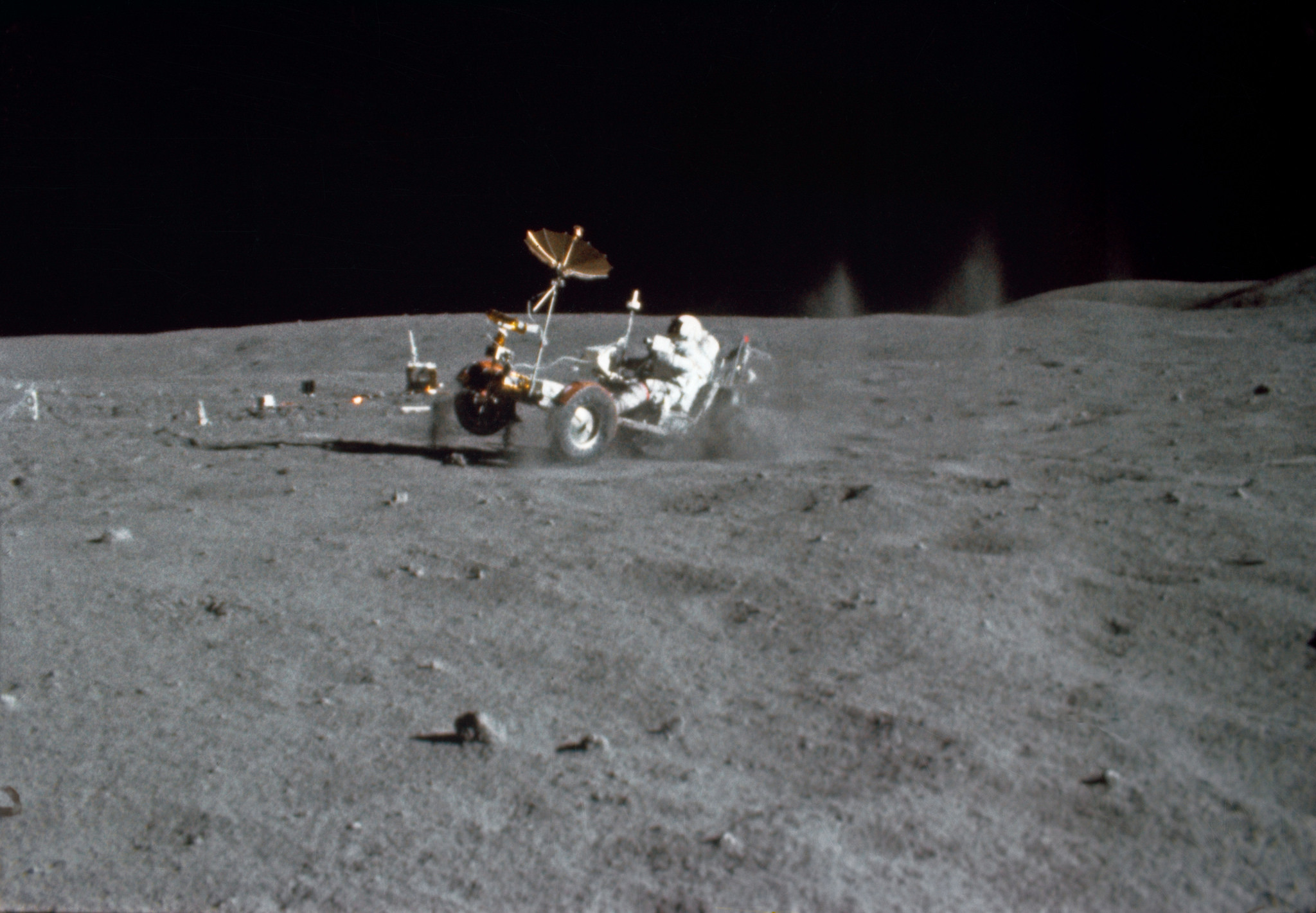 NASA Rover 1972