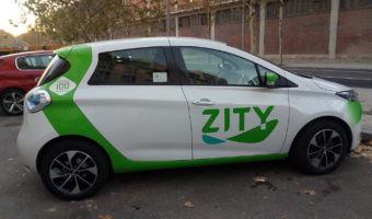 Cómo funciona ZITY: la app de carsharing eléctrico de Renault ZOE