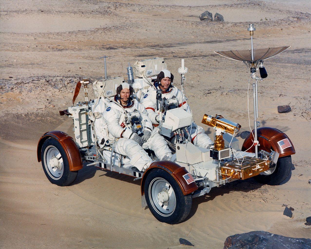 Rover Mars probado en la tierra