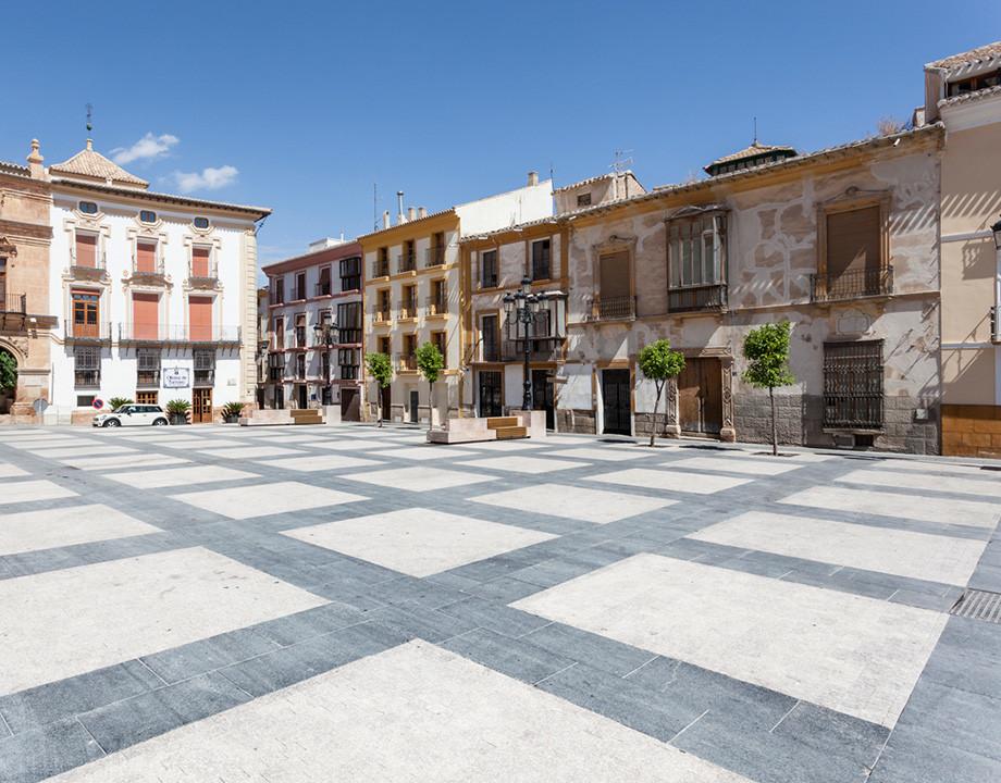 Lorca movilidad sostenible electrica ciudades pequenas puebls