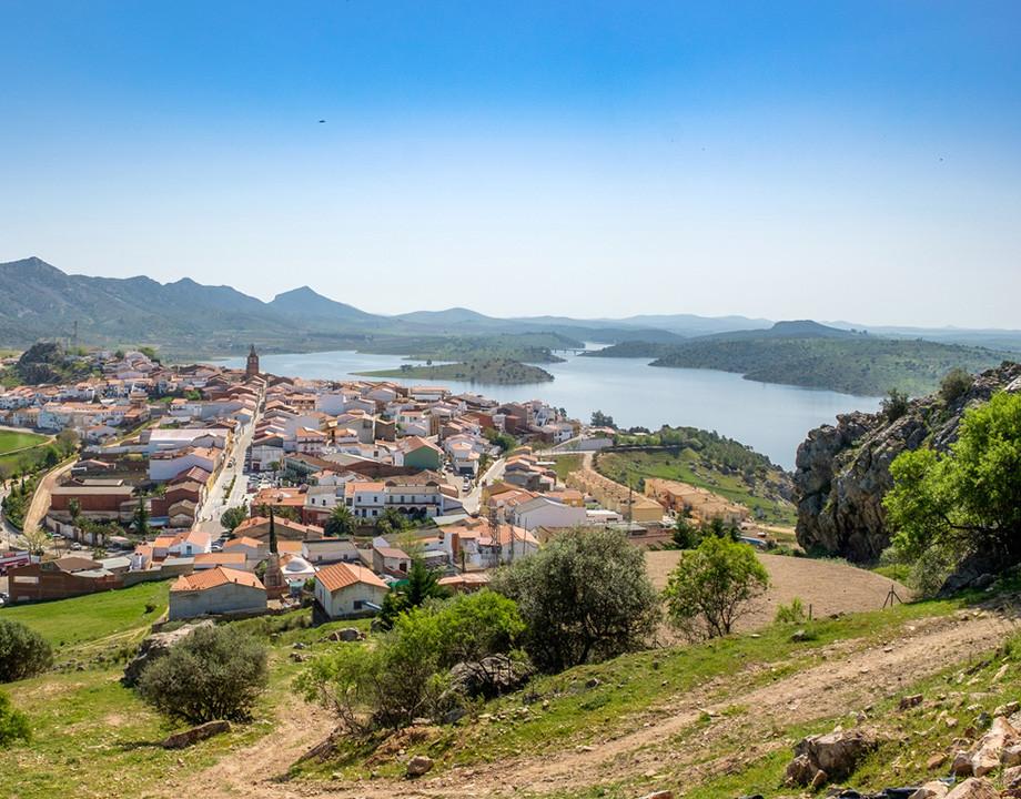 Extremadura pequenos municipios ciudades smart villages movilidad electrica