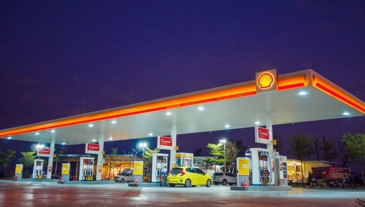 Gasolineras y recarga coches electricos