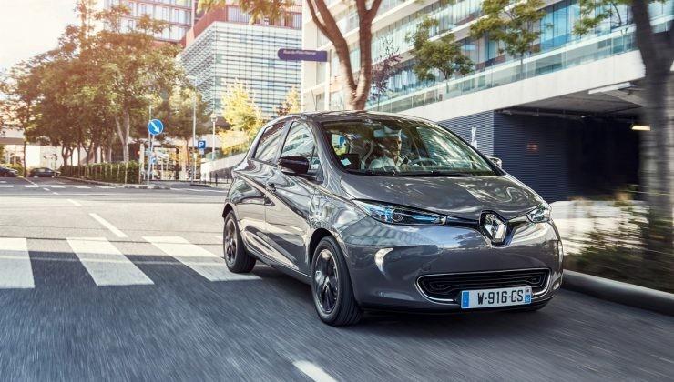 Renault Zoe fue el coche eléctrico más vendido