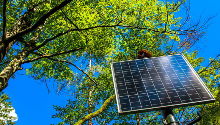 smart cities captar luz solar