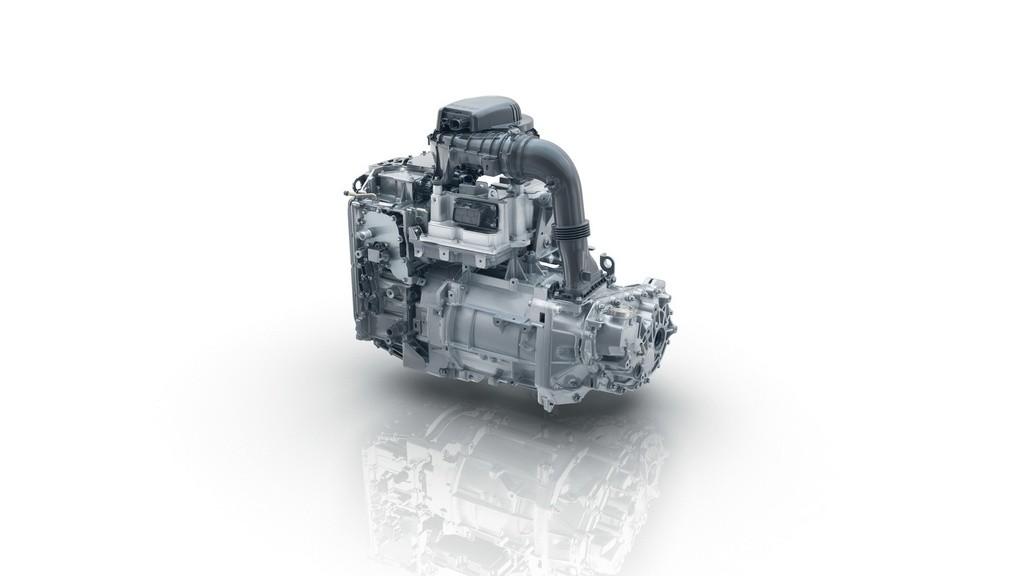 Nuevo motor R110