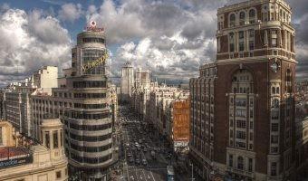 Cuenta atrás para restringir el tráfico en el centro de Madrid: así funcionará el Área Cero Emisiones