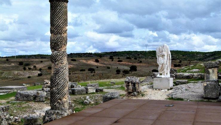 Descubre el yacimiento de Segóbriga: una villa romana a 100 km de Madrid