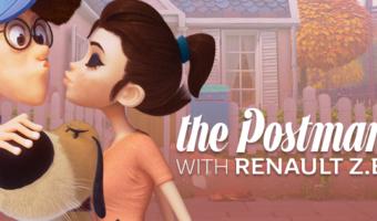 Una historia de amor electrizante: descubre el corto que Renault ha preparado para San Valentín