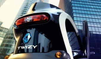 Renault Twizy: la solución de movilidad de las smart cities