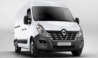 Así es Renault Master Z.E., el gran furgón para las ciudades del futuro