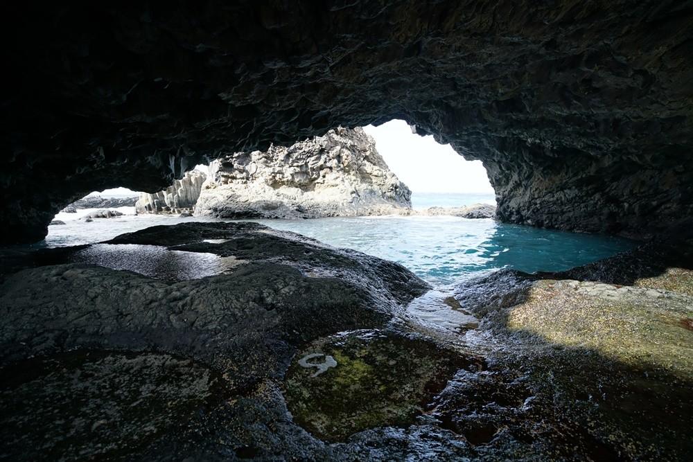 Cueva Azul en El Hierro
