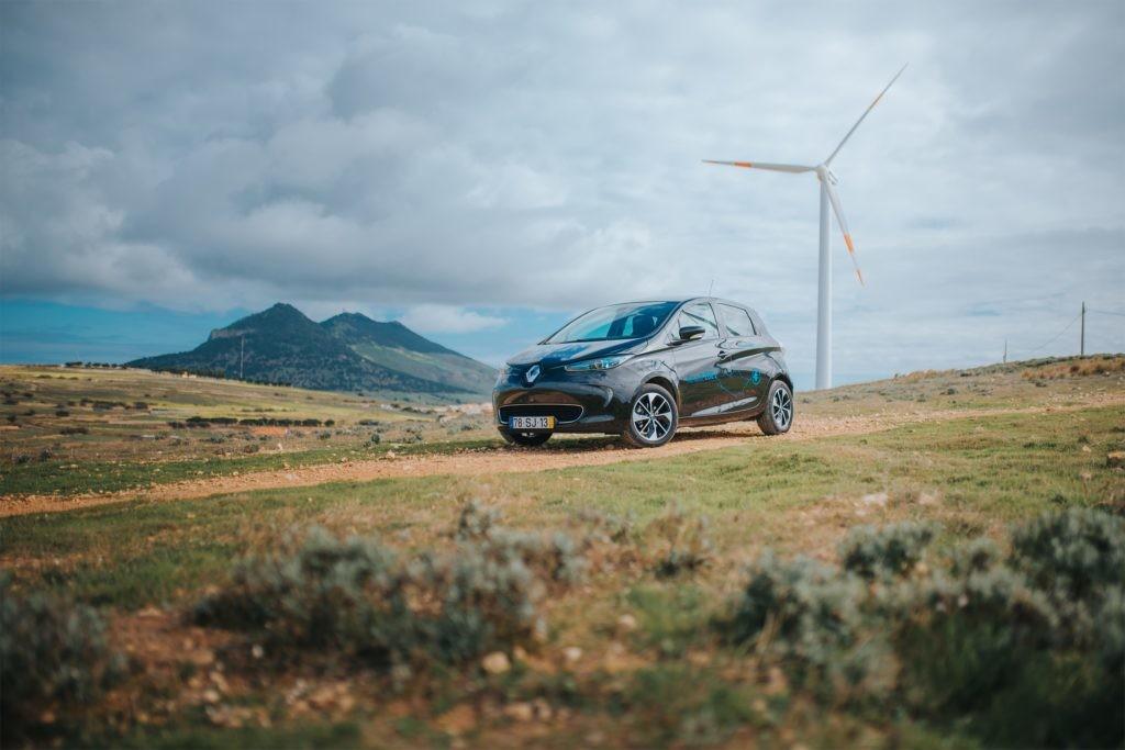 Renault ZOE, una apuesta de Renault por la electromovilidad